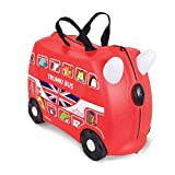 trunki(トランキ) トランキ ポッシュ /スーツケース 子供用/ロンドンバス