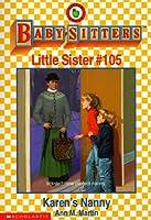 Karen's Nanny (Baby-sitters Little Sister)