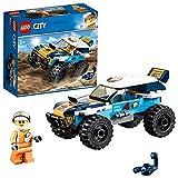 レゴ(LEGO) シティ 砂漠のラリーカー 60218