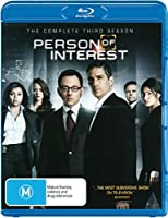 JIM - Person of Interest - Season 3 [Blu-ray] [UK Region Australian Import] (4BLU-RAY+4DVD)