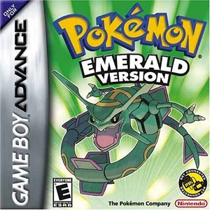Pokemon Emerald Version (輸入版)