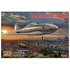 RSモデル 1/72 イタリア空軍 レジアーネ 2006 プラモデル 92214