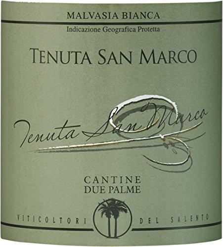 テヌーテ・サン・マルコ ビアンカ サレント マルヴァジーア 750ml