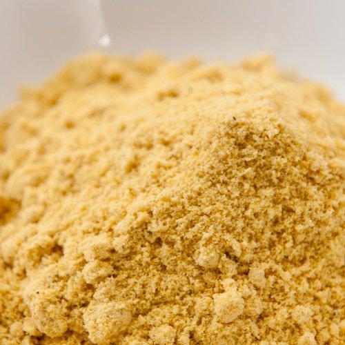 神戸スパイス マスタードパウダー 100g Yellow Mustard Powder マスタード からし 粉末 パウダー (100g)