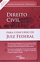 Direito Civil. Para Concurso de Juiz Federal