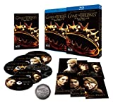 ゲーム・オブ・スローンズ 第二章:王国の激突 ブルーレイ コンプリート・ボックス (6枚組)(初回限定生産) [Blu-ray]