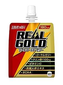 コカ・コーラ リアルゴールド ゼリー パウチ ハンディパック 180g×24本