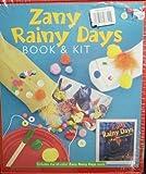 Zany Rainy Days Book & Craft Kit by Sterling Publishing [並行輸入品]