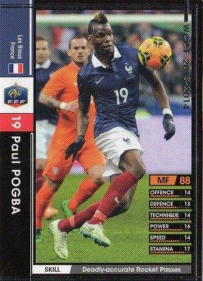 WCCF/13-14/314/フランス代表/ポール・ポグバ