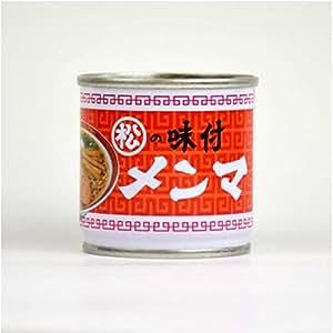 丸松物産 味付メンマ豆缶 80g