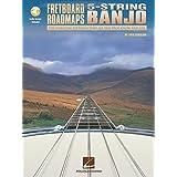 Fretboard Roadmaps for 5-String Banjo