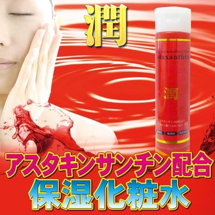 歩行者ミッション幻滅する保湿化粧水AST「潤」 210ml