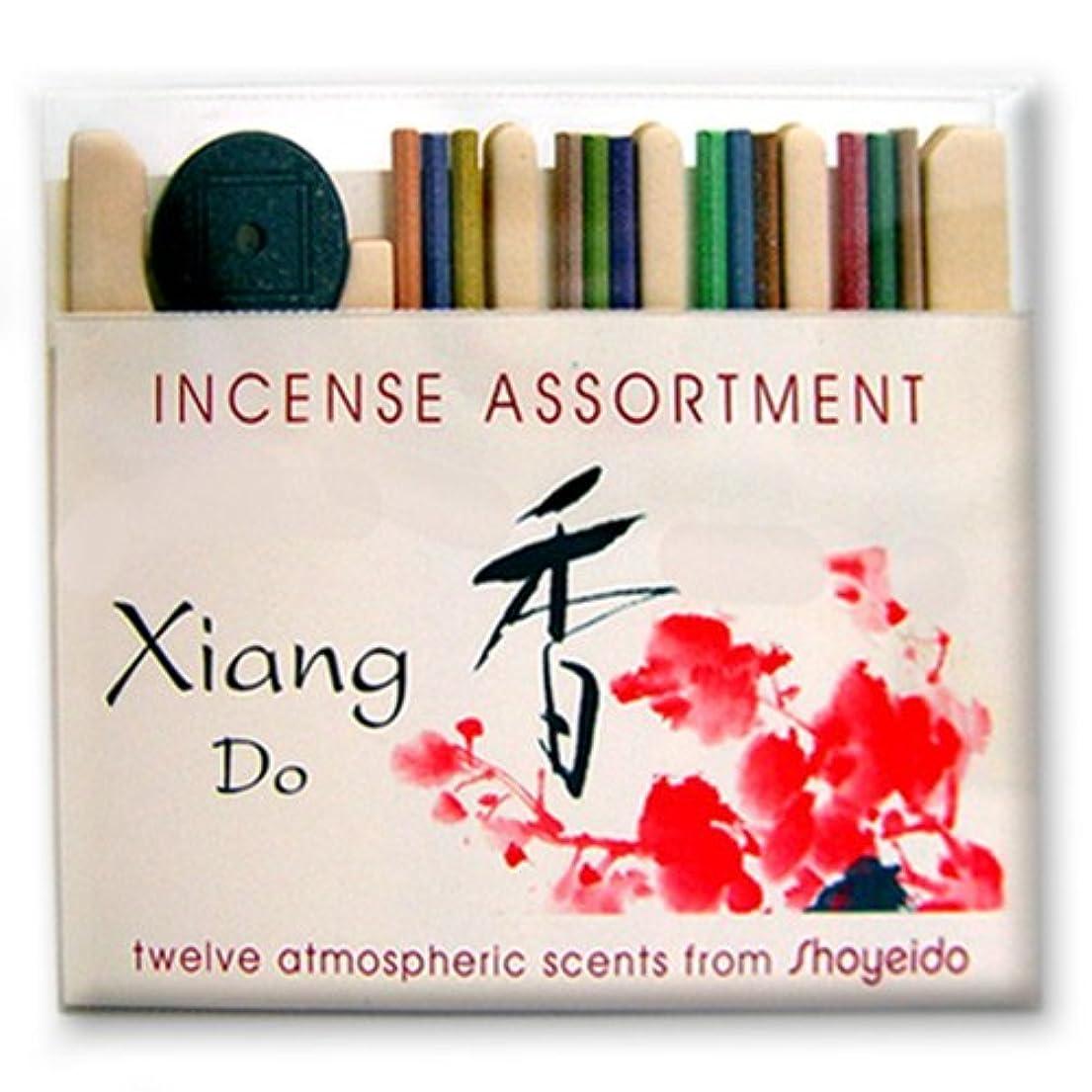 禁止するラベンダーフレットShoyeidoお香Xiang Do Assortment