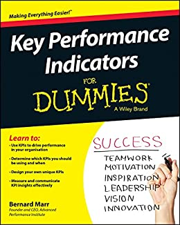 amazon key performance indicators for dummies english edition