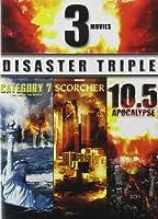 3-Movie Disaster Triple [DVD] [Import]