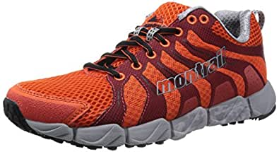 [モントレイル] montrail FLUIDFLEX ST GM2180 821 (TANGY ORANGE/BLACK/27.5)