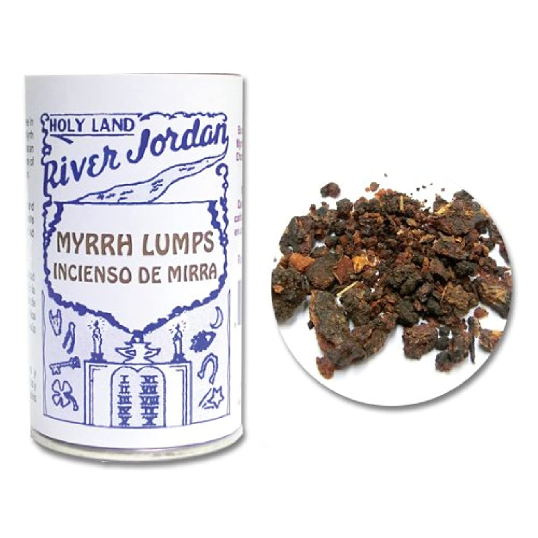 施しあご貫通Jordan Resin Incense - Myrrh Lump