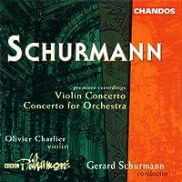 Violin Concerto / Concerto for Orchestra