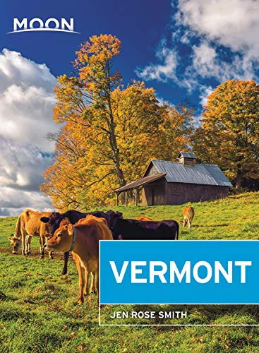 Moon Vermont (Travel Guide) (English Edition)