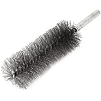 16cm Length 40mm Diameter Stainless Steel Wire Tube Cleaning Brush