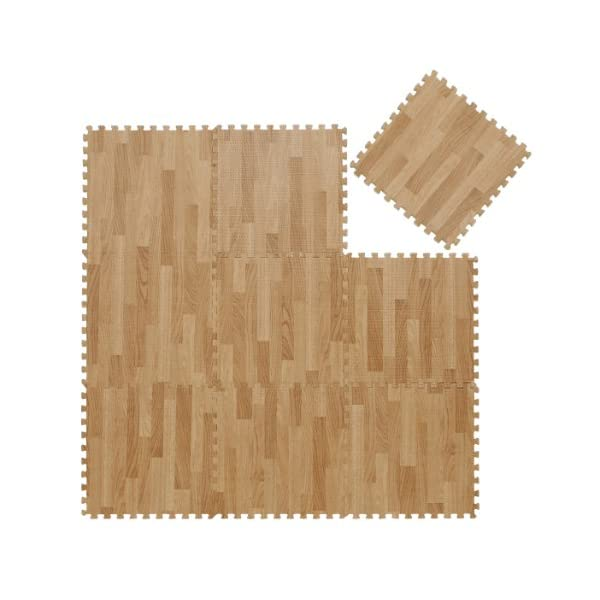 CBジャパン ジョイントマット 木目調 30×3...の商品画像