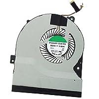 tebuyus交換用ノートパソコンCPU冷却ファンfor s56s550cm s56ca s56cb k56ノートブックファン4ピン