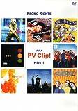 PV クリップ! プロモ・ライツ・ヒッツ1 [DVD]