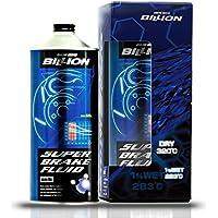 BILLION ビリオン スーパーブレーキフルード BR5 ドライ沸点320℃ 高沸点&強靭なペダルフィール ストリートからサーキット走行まで オールシーズン使用可能なレーシングスペック 1L BBF-05