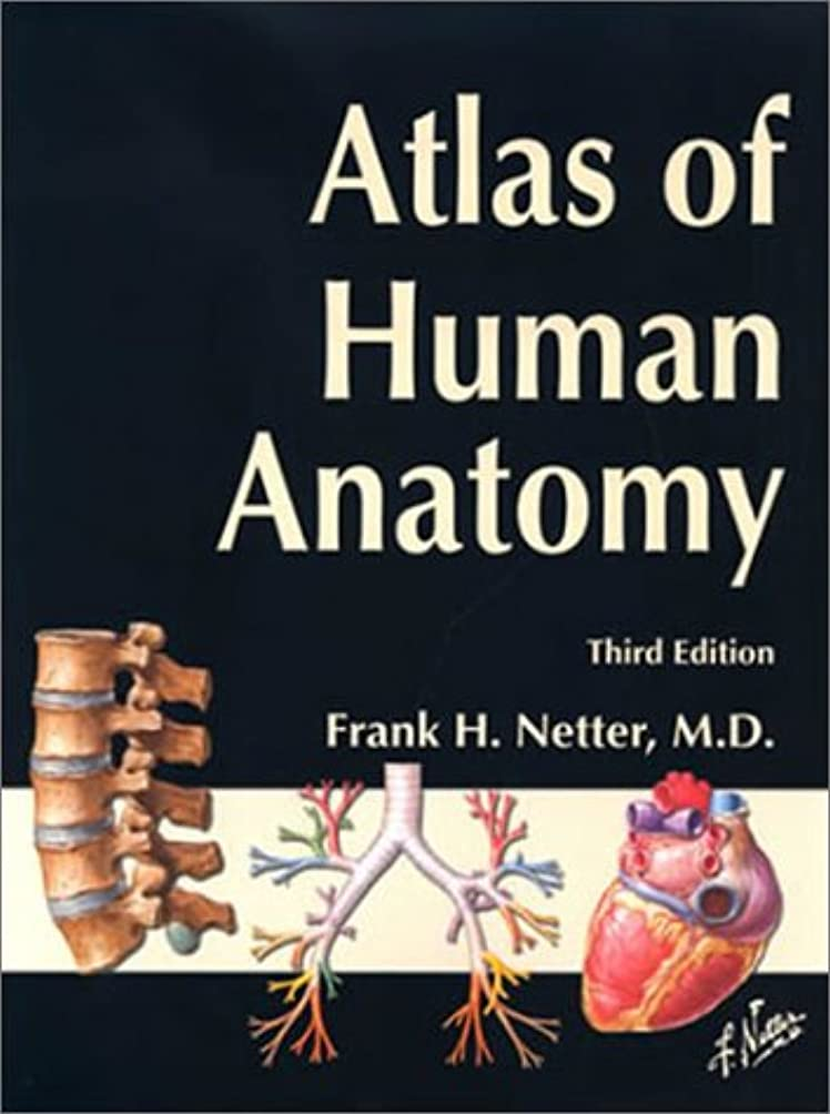 バイナリ宿泊卵Atlas of Human Anatomy, Student Edition (Netter Basic Science)