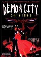 Demon City Shinjuku [DVD] [Import]