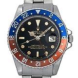 ロレックス GMTマスター 18番 1675 ブラックミラー/小針 エクステンションUSリベットブレス[アンティーク]メンズ [並行輸入品]