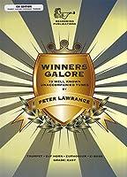 Winners Galore - Treble Brass (Book/CD) / ウィナーズ・ガロア - トレブル 金管楽器 (本/CD)
