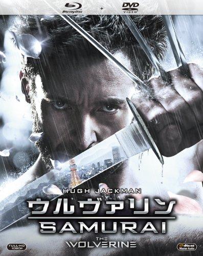 ウルヴァリン:SAMURAI 2枚組ブルーレイ&DVD (初回生産限定) [Blu-ray]
