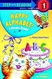 Happy Alphabet! (Step into Reading)