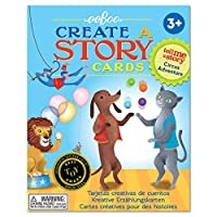 eeBoo Create and Tell Me A Story Cards Circus Animal's Adventure [並行輸入品]