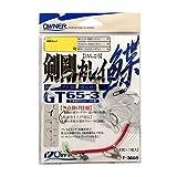 OWNER(オーナー) GT65-3 剣剛カレイ 14号 33669