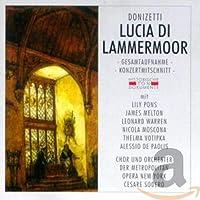 DONIZETTI/ LUCIA DI LAMMERMOOR