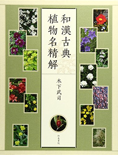 和漢古典植物名精解の詳細を見る
