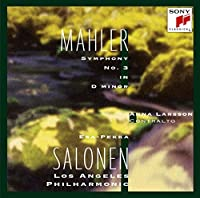 MAHLER: SYMPHONY NO. 3 & BACH-MAHLER: ORCHESTRAL SUITES by Esa-Pekka Salonen (2014-12-17)