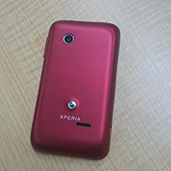 Sony Xperia tipo ST21i Red SIMフリー