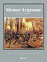 DG: Meuse Argone, The Final Offensive, Folio Boardgame