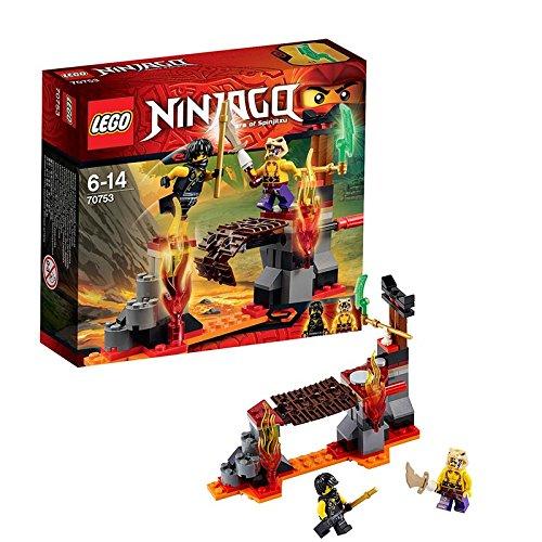 [해외] 레고 (LEGO) 닌자고 마그마 bridge 70753-70753 (2015-03-20)