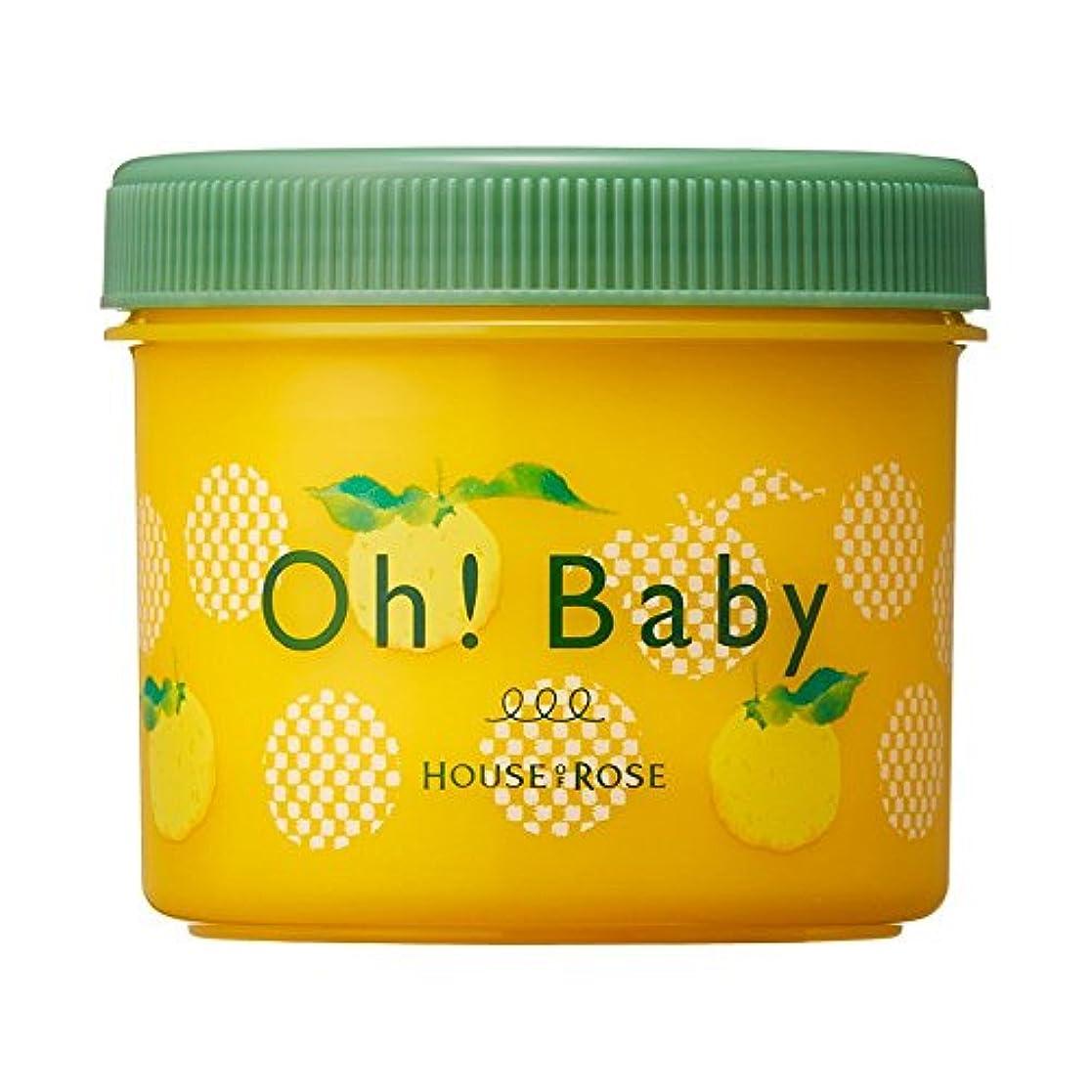 認知送金アカデミックハウス オブ ローゼ Oh! Baby ボディ スムーザー YZ(ゆずの香り)