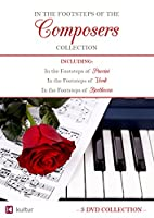 In the Footsteps of the Great Composers Collection [DVD] [Import]