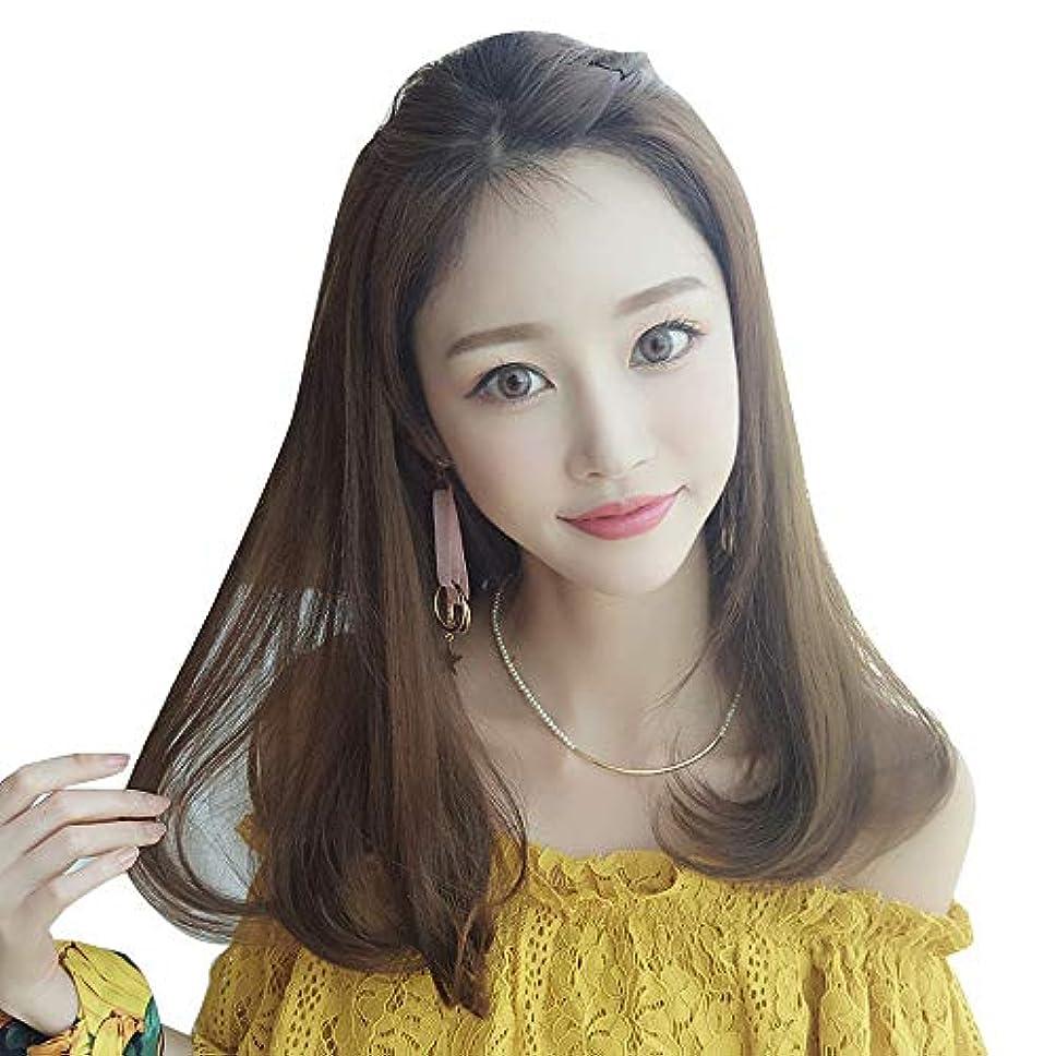 SRY-Wigファッション かつらスパイラルカールレースフロントファッションウィッグロング合成用女性耐熱自然に見えるファッション髪型コスプレ