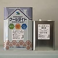 エスケー化研 クールタイト 濃彩色 16kgセット CLR-110 スレートブラック