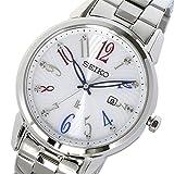 セイコー SEIKO ルキア LUKIA ソーラー クオーツ 333094011 腕時計 SUT295J1 ホワイト [並行輸入品]