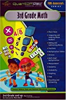 Quantum Pad Learning System: Third Grade Math Interactive Book and Cartridge by LeapFrog Enterprises