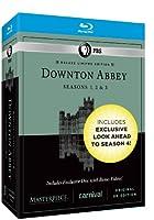 Downton Abbey Season1-3,season4 sneakpeak ダウントン・アビーシーズン1-3+シーズン4プレビュー