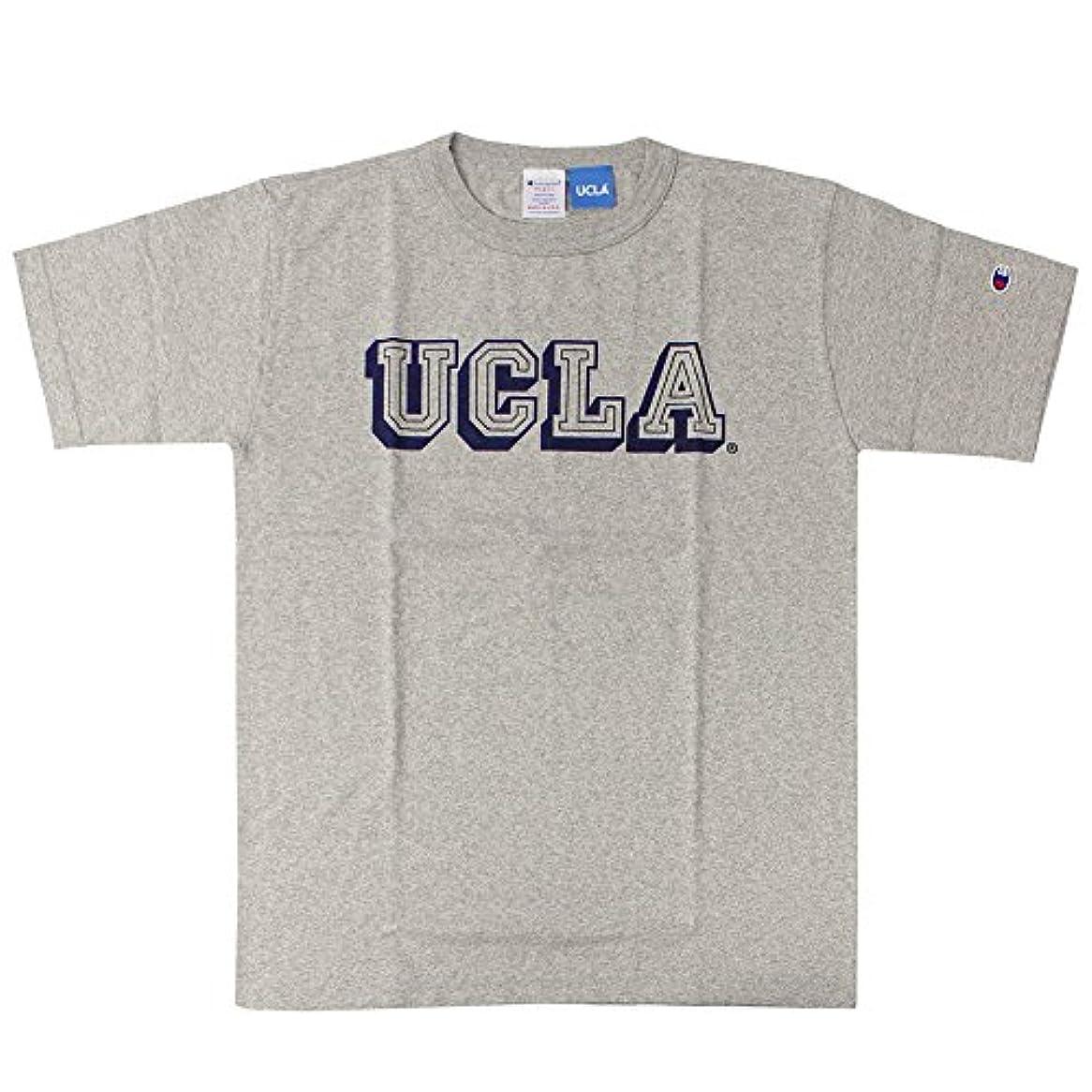 前者天使国民投票Champion チャンピオン T1011 ティーテンイレブン ポケット付き US Tシャツ MADE IN USA カットソー ティーシャツ 半袖 メンズ ロゴ刺繍 プリント C5-M303
